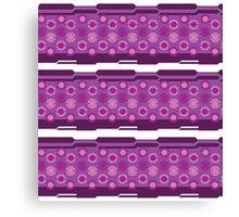 Pokeball- Violet Canvas Print