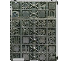 Metal Door iPad Case/Skin
