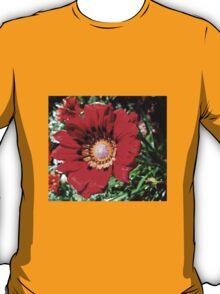Red daisy T-Shirt