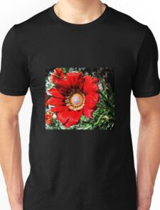 Red daisy Unisex T-Shirt