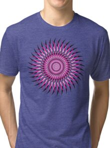 ...Flowers At Last Tri-blend T-Shirt