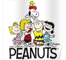 PEANUTS CHARLIE BROWN WINNER Poster