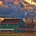 Puslinch Farm by sundawg7