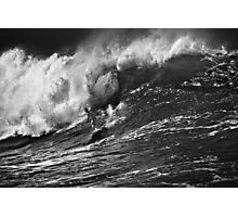 Andy Irons At 2009 Quiksilver in Memory of Eddie Aikau Contest 2 Photographic Print