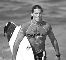 Andy Irons At O'Neill World Cup of Surfing 06 by Alex Preiss