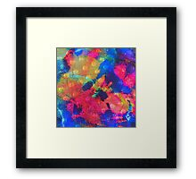 Color Happy Framed Print