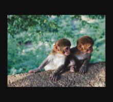 monkey twins T-Shirt