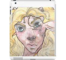 Fawn Boy iPad Case/Skin