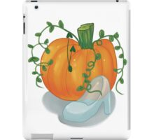 Pumpkin Clock iPad Case/Skin