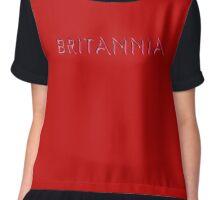 Britannia Chiffon Top