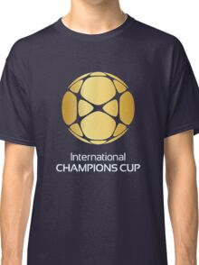 International Champions Cup Best Logo 2016 Classic T-Shirt