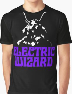 Electric Music Graphic T-Shirt