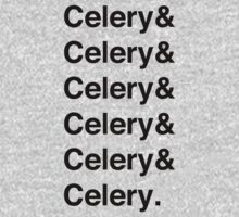 Celery & - as worn by Jamie Oliver by uberfrau