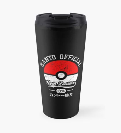 Pokemon Travel Mug