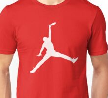 Frisbee jump Unisex T-Shirt