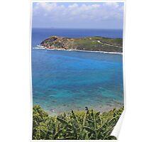 St. John Island Poster