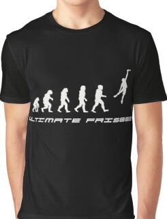 Frisbee evolution Graphic T-Shirt