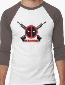 DEADPOOL Men's Baseball ¾ T-Shirt