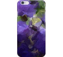 Garage Door Flowers iPhone Case/Skin