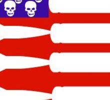 The American V.I.P. Logo Sticker