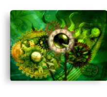 Vernal Equinox 2014 Canvas Print