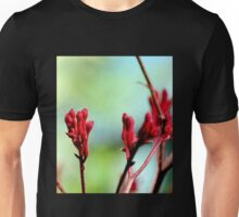Red bloom Unisex T-Shirt