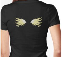 Mercy Wings - Spray Womens Fitted T-Shirt