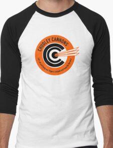 Chudley Cannons 1 Men's Baseball ¾ T-Shirt