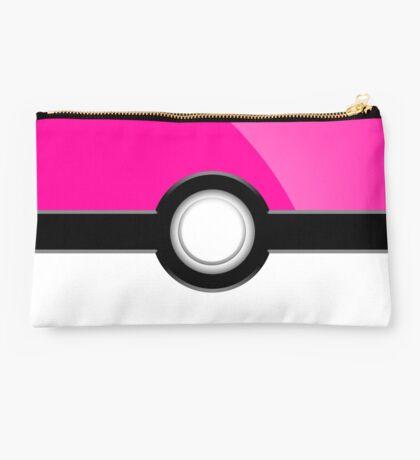Poke´ Ball - Pink Studio Pouch