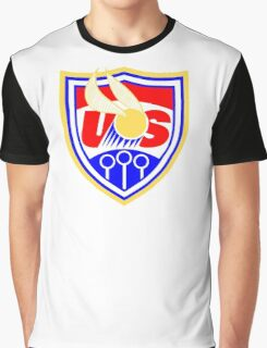 US Quidditch - World Cup 2014 Graphic T-Shirt