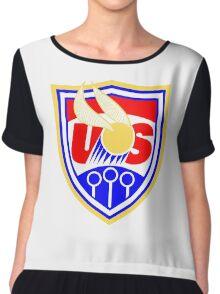 US Quidditch - World Cup 2014 Chiffon Top