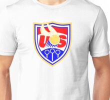US Quidditch - World Cup 2014 Unisex T-Shirt