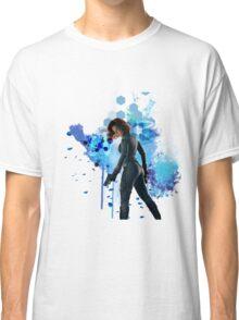Natasha Romanoff Blue Classic T-Shirt