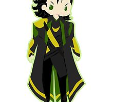 Loki ver 2 by littlemissluna