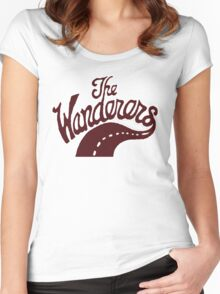 Wanderers forever! Women's Fitted Scoop T-Shirt