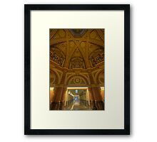 Trespassing 2 (HDR) Framed Print
