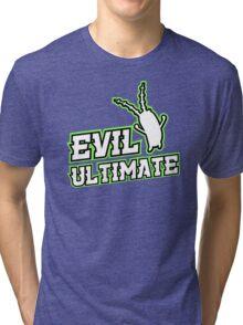 Evil Ultimate (WUFL) Tri-blend T-Shirt