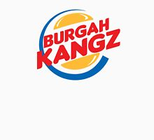 We Wuz Burgah Kang Unisex T-Shirt
