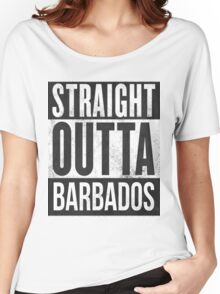 Straight Outta Women's Relaxed Fit T-Shirt