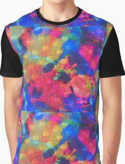 Color Happy Graphic T-Shirt