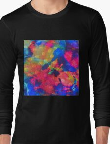 Color Happy Long Sleeve T-Shirt