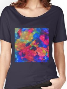 Color Happy Women's Relaxed Fit T-Shirt