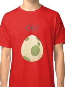 Pokemon Egg Hatching Classic T-Shirt