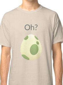Pokemon Egg Hatching Classic T-Shirt