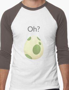 Pokemon Egg Hatching Men's Baseball ¾ T-Shirt