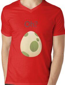 Pokemon Egg Hatching Mens V-Neck T-Shirt