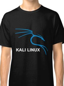 Kali Linux Dragon Stickers Classic T-Shirt