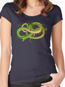 Eternal dragon Women's Fitted Scoop T-Shirt