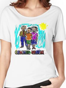 Colored People Women's Relaxed Fit T-Shirt