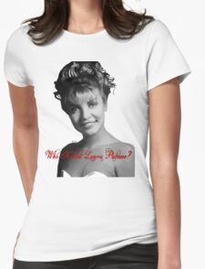 Who Killed Laura Palmer Womens Fitted T-Shirt
